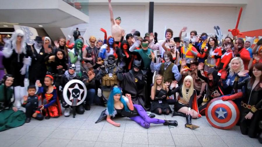 London-Super-Comic-Con-2013