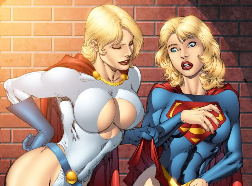power-girl-super-girl