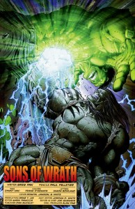 Incredible Hulk #611 - hulkvsskar