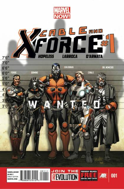 Cable and X-Force