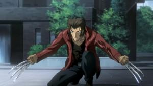 wolverine anime episode 3