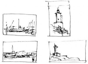 thumbnail-sketching
