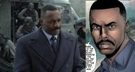 Stacker Pentecost- Idris Elba飾演