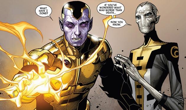 Thanos' son