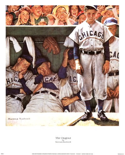 dugout-by-norman-rockwell-414375