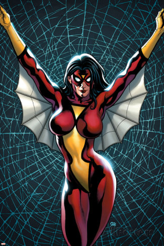 frank-cho-new-avengers-no-14-cover-spider-woman