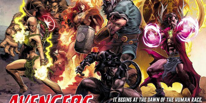 Avengers 1 000 000 Bc Marvel: Generations「世代」, Legacy「傳承」只是過渡期, Marvel 2018年大relaunch